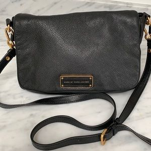 Marc by Marc Jacobs Lea Black leather Crossbody